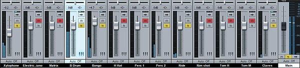 image d'un mixer